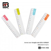 color straight ruler