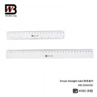 simple stright ruler